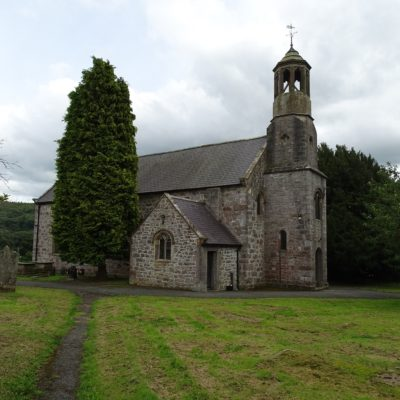 Photo of St Berres' Church Llanferres