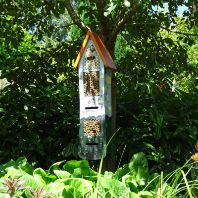 Photo of Bug Hotel in garden