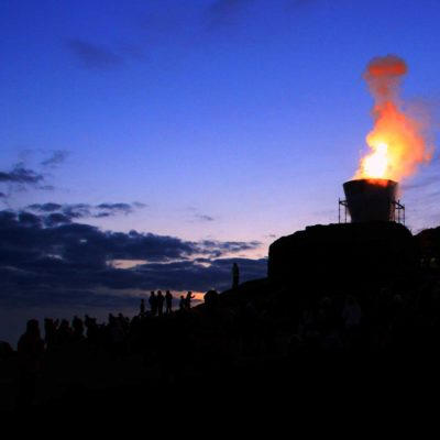 Photo of Beacon At Top Of Jubilee Tower Moel Famau