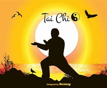 Image of Tai Chi position